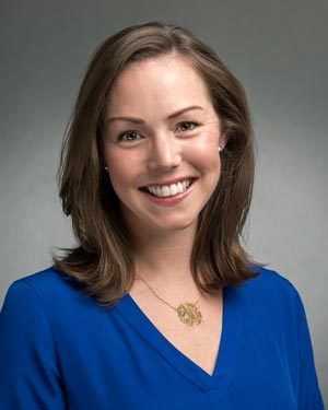 Lauren Miller, PA-C, physician assistant with Pediatric Associates of Alexandria