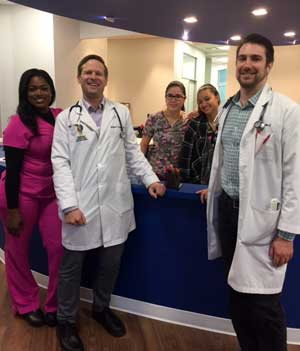 Pediatric Associates of Alexandria (Potomac Yard Office) staff